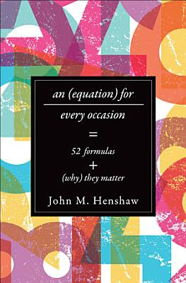 An Equation for Every Occasion PDF