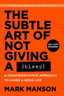 Download The Subtle Art of Not Giving a Bleep Book
