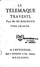 Le Télémaque travesti par Mr. de Marivaux