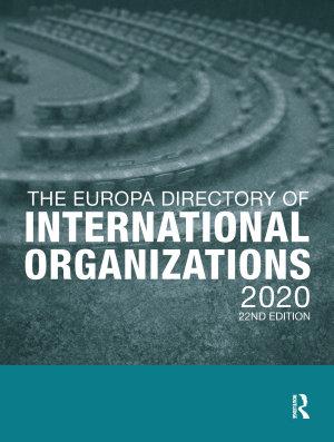 The Europa Directory of International Organizations 2020 PDF