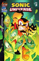 Sonic Universe #70
