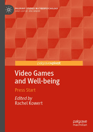 Video Games and Well being