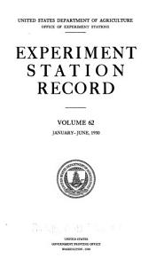 Experiment Station Record PDF