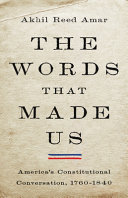 The Words That Made Us