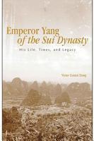 Emperor Yang of the Sui Dynasty PDF