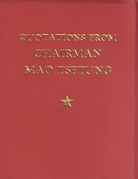 Download Quotations from Chairman Mao Tsetung Book