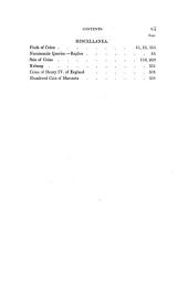 Numismatic Chronicle, and Journal of the Royal Numismatic Society