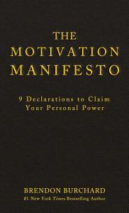 The Motivation Manifesto Book