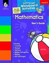 Interactive Whiteboard Activities: Mathematics