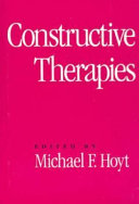 Constructive Therapies