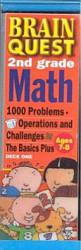 Brain Quest 2nd Grade Math Book PDF