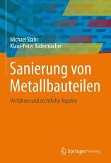 Sanierung von Metallbauteilen PDF