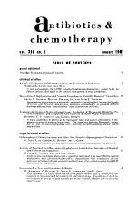 Antibiotics & Chemotherapy