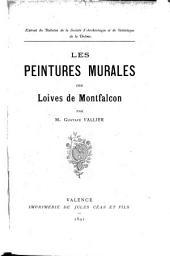 Les peintures murales des Loives de Montfalcon