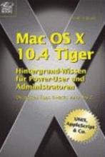 Mac OS X 10 4 Tiger PDF