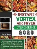 Instant Vortex Air Fryer Oven Cookbook 2020