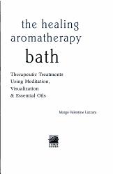 The Healing Aromatherapy Bath PDF