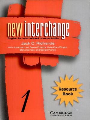 New Interchange Resource Book 1 PDF
