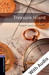 Treasure Island - With Audio Level 4 Oxford Bookworms Library: Edition 3
