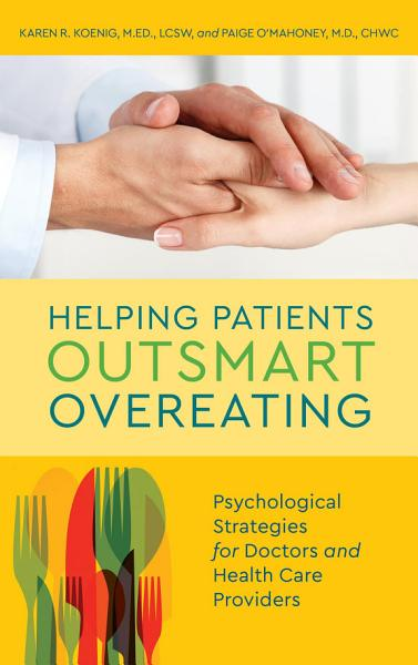 Download Helping Patients Outsmart Overeating Book