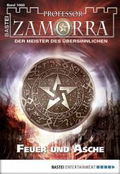 Professor Zamorra - Folge 1068: Feuer und Asche