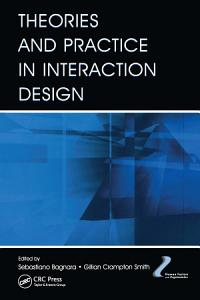 Theories and Practice in Interaction Design PDF