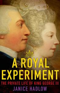 A Royal Experiment Book