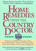 Home Remedies from the Country Doctor PDF