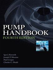 Pump Handbook: Edition 4