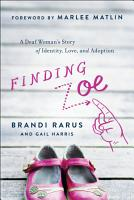 Finding Zoe PDF