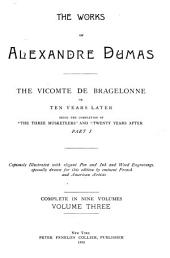 The Works of Alexandre Dumas: The Vicomte de Bragelonne