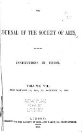 Journal: Volume 8