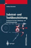 Substrat  und Textilbeschichtung PDF
