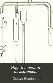 High-temperature measurements