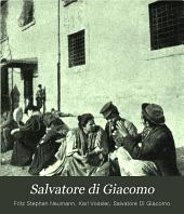 Salvatore di Giacomo: ein neapolitanischer Volksdichter in Wort, Bild und Musik