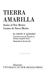 Tierra Amarilla  Stories of New Mexico     PDF