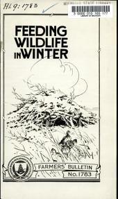 Farmers' Bulletin: Issue 1783