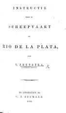 Instructie voor de Scheepvaart op Rio de la Plata PDF