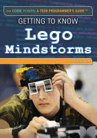 Getting to Know Lego Mindstorms PDF