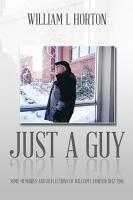 JUST A GUY PDF