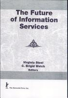 The Future of Information Services PDF