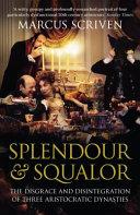 Splendour   Squalor PDF