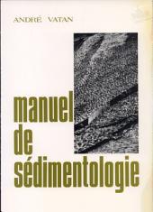 Manuel de sédimentologie