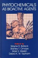 Phytochemicals as Bioactive Agents PDF