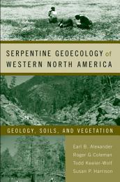 Serpentine Geoecology of Western North America