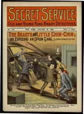 The Bradys and Little Chin-Chin; Or, Exposing an Opium Gang