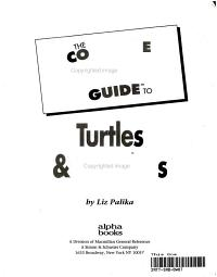 The complete idiot s guide to turtles   tortoises PDF