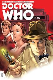 Doctor Who: The Eleventh Doctor Archives #14: As Time Goes By Part 1