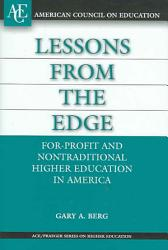 Lessons From The Edge Book PDF