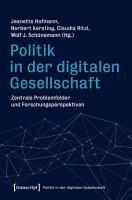 Politik in der digitalen Gesellschaft PDF